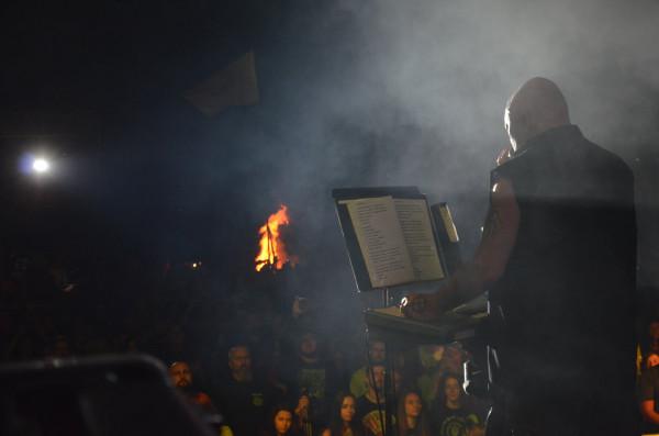 Музична сцена третього дня фестивалю Холодний яр 4 липня 21 р.